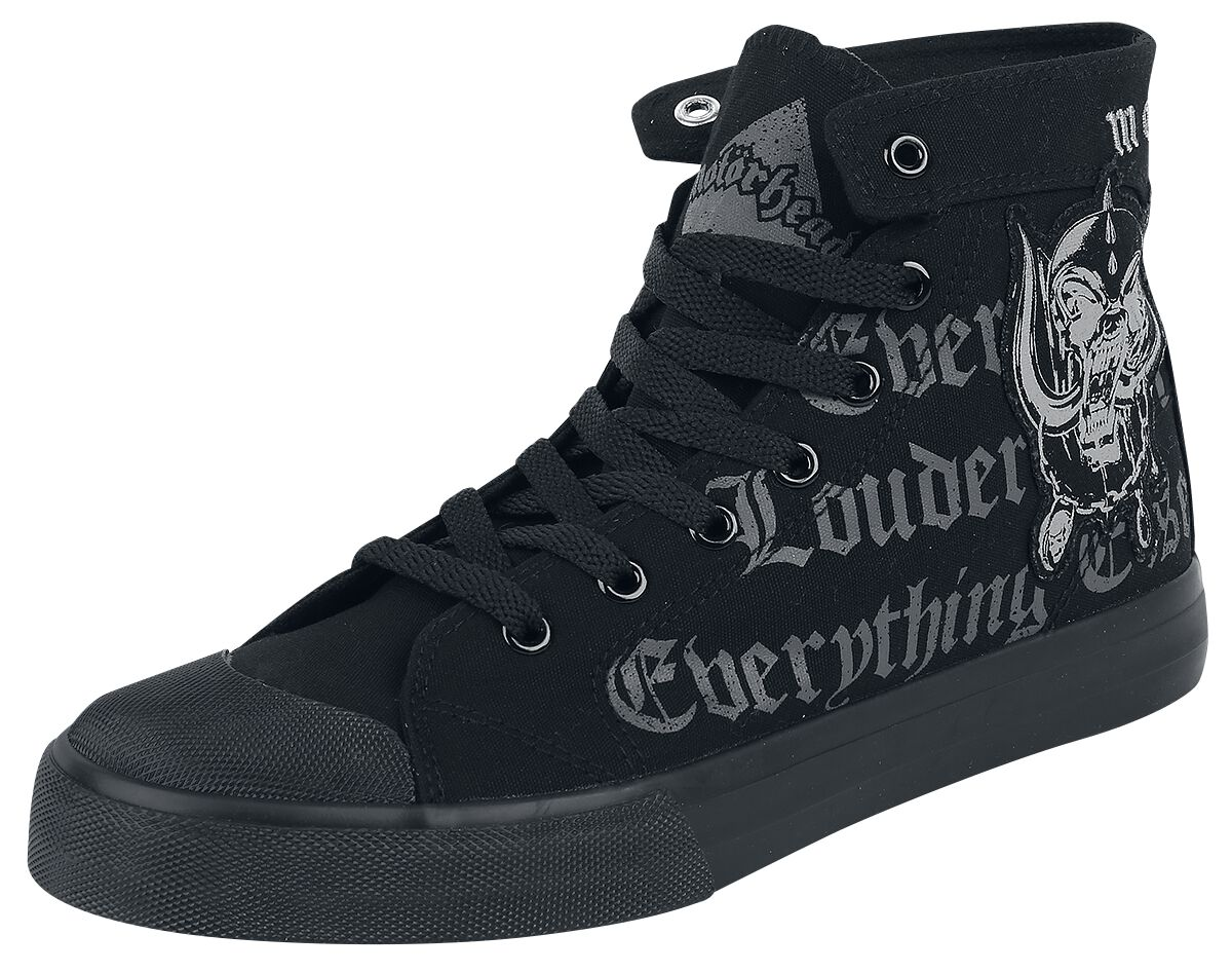 Image of   Motörhead EMP Signature Collection Sneakers sort-grå