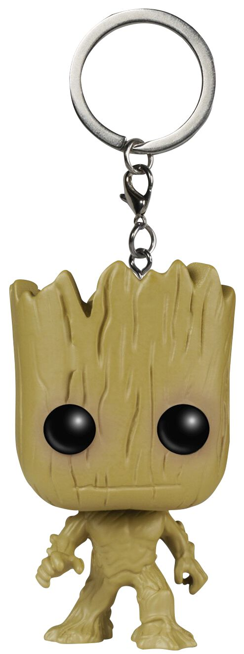 Image of   Guardians Of The Galaxy Groot Nøglering Standard