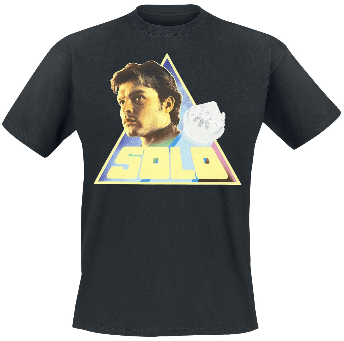 Star Wars Solo: A Star Wars Story - Retro Trian...