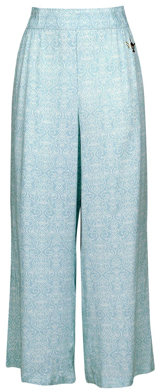 Hosen für Frauen - Aladdin Moroccan Rajah Girl Hose türkis  - Onlineshop EMP