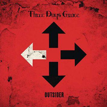 Three Days Grace Outsider CD Standard