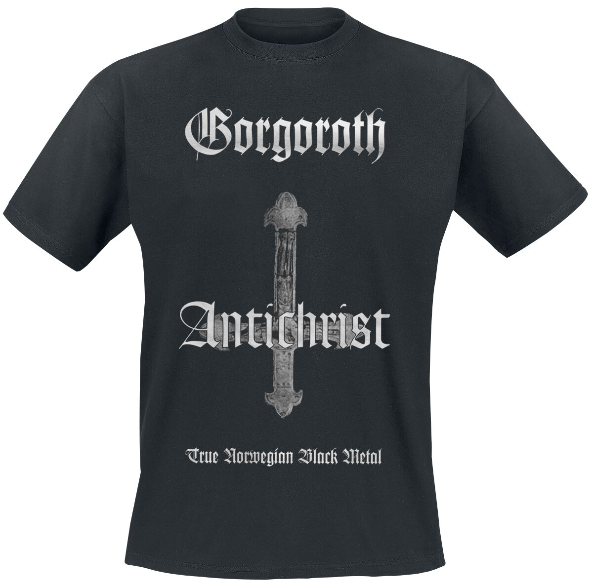 Image of   Gorgoroth Antichrist CD & T-Shirt standard