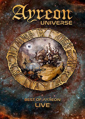 Ayreon Ayreon universe - Best of Ayreon live 2-...