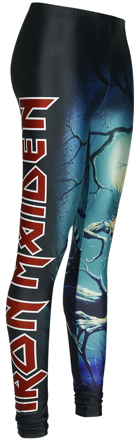 Image of   Iron Maiden EMP Signature Collection Leggings multifarvet