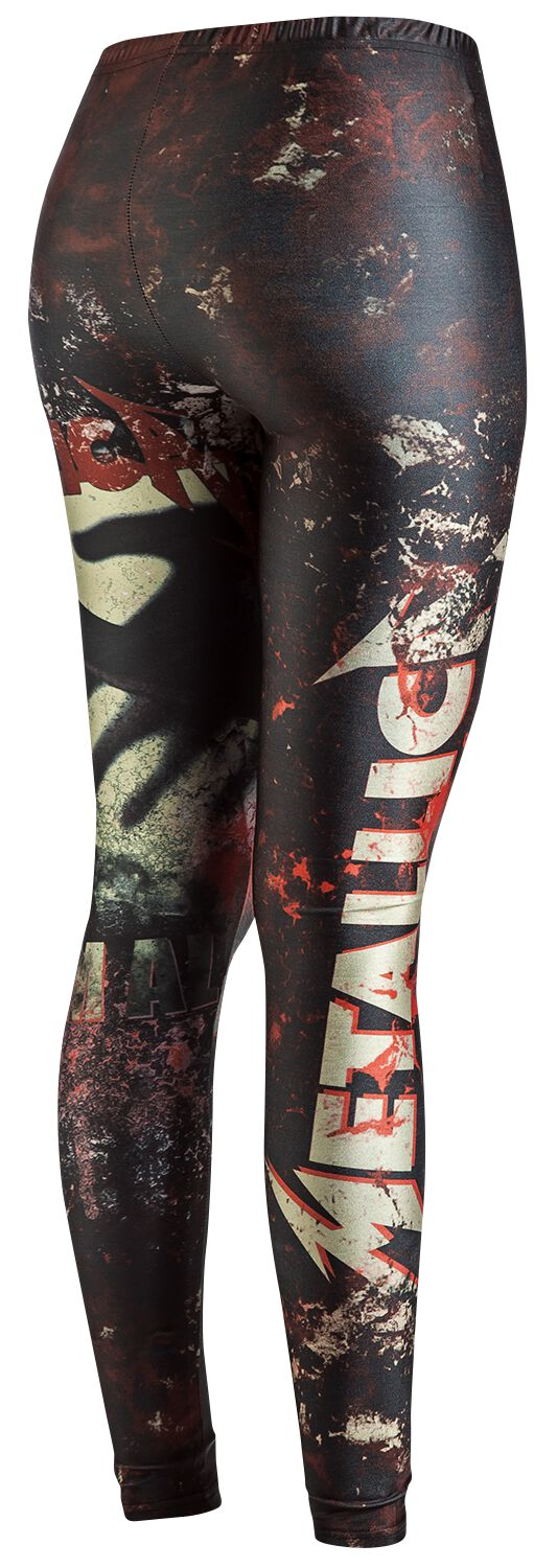 Image of   Metallica EMP Signature Collection Leggings multifarvet