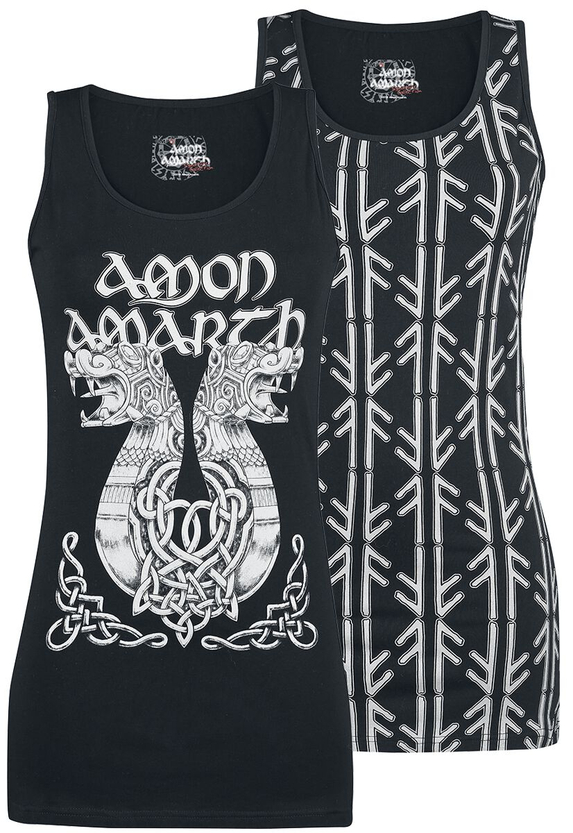 Image of   Amon Amarth EMP Signature Collection Girlie top sort