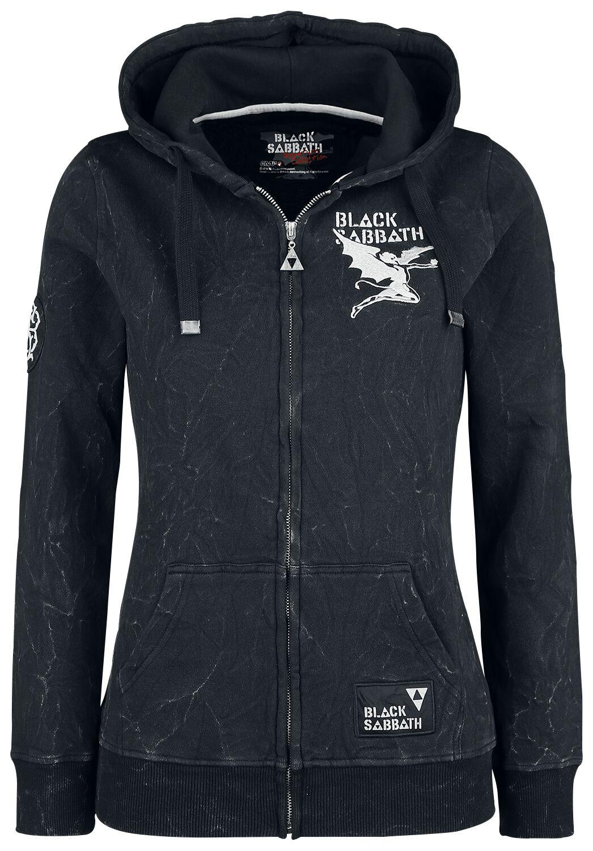 Image of   Black Sabbath EMP Signature Collection Girlie hættejakke koks
