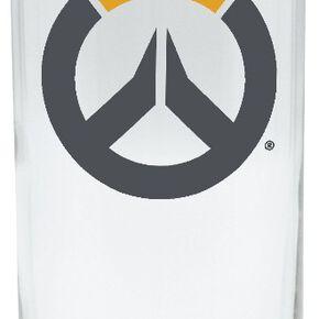 Overwatch Logo Verre transparent
