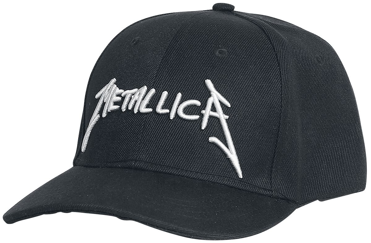 Image of   Metallica Garage Days Baseball Cap sort