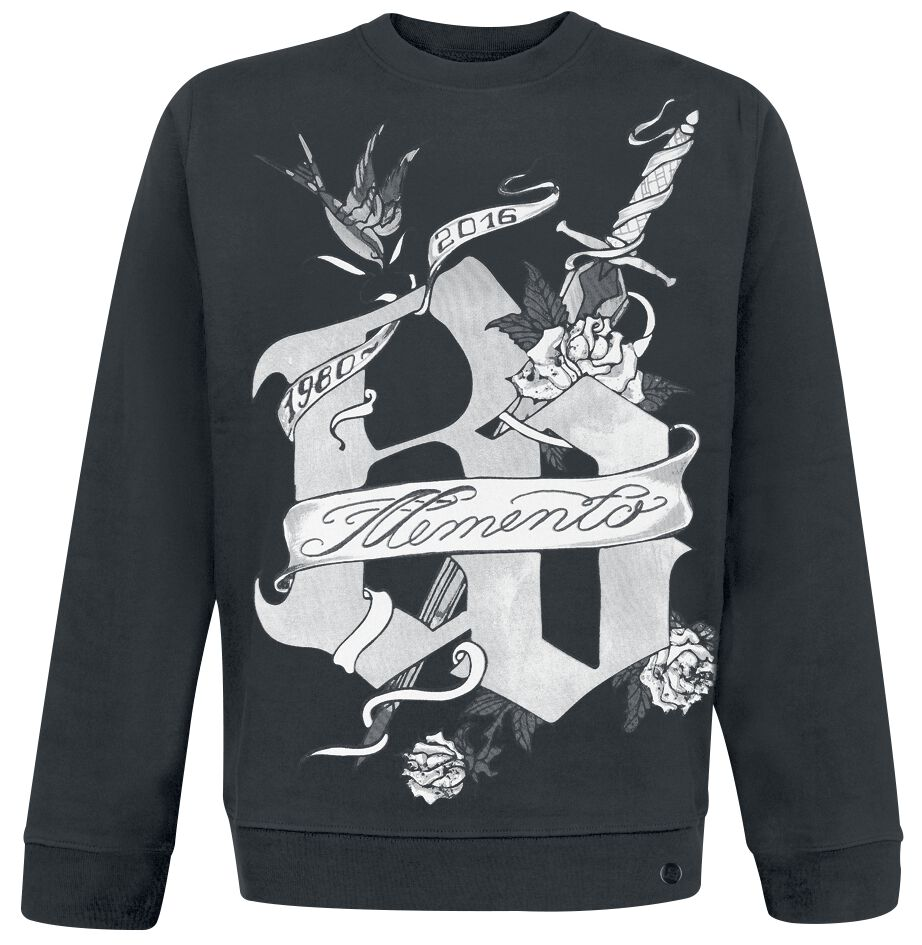 Image of   Böhse Onkelz Memento Sweatshirt sort