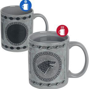 Game Of Thrones Maison Stark - Mug Thermoréactif Mug multicolore