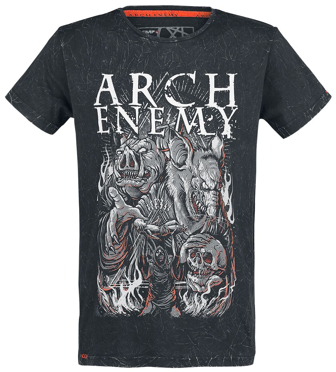Image of   Arch Enemy EMP Signature Collection T-Shirt koks