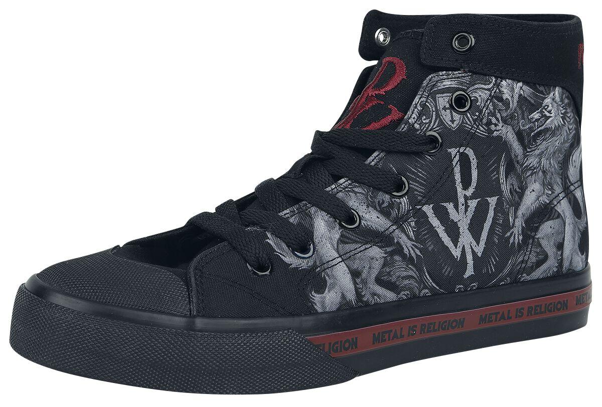 Image of   Powerwolf EMP Signature Collection Sneakers multifarvet