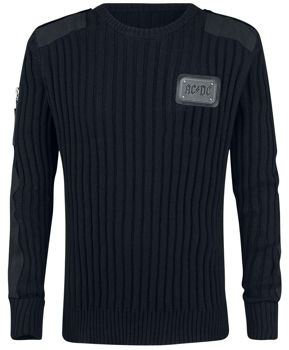 Image of   AC/DC EMP Signature Collection Sweatshirt sort