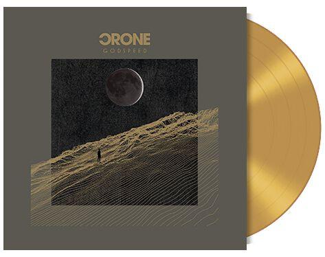 Crone Godspeed LP goldfarben