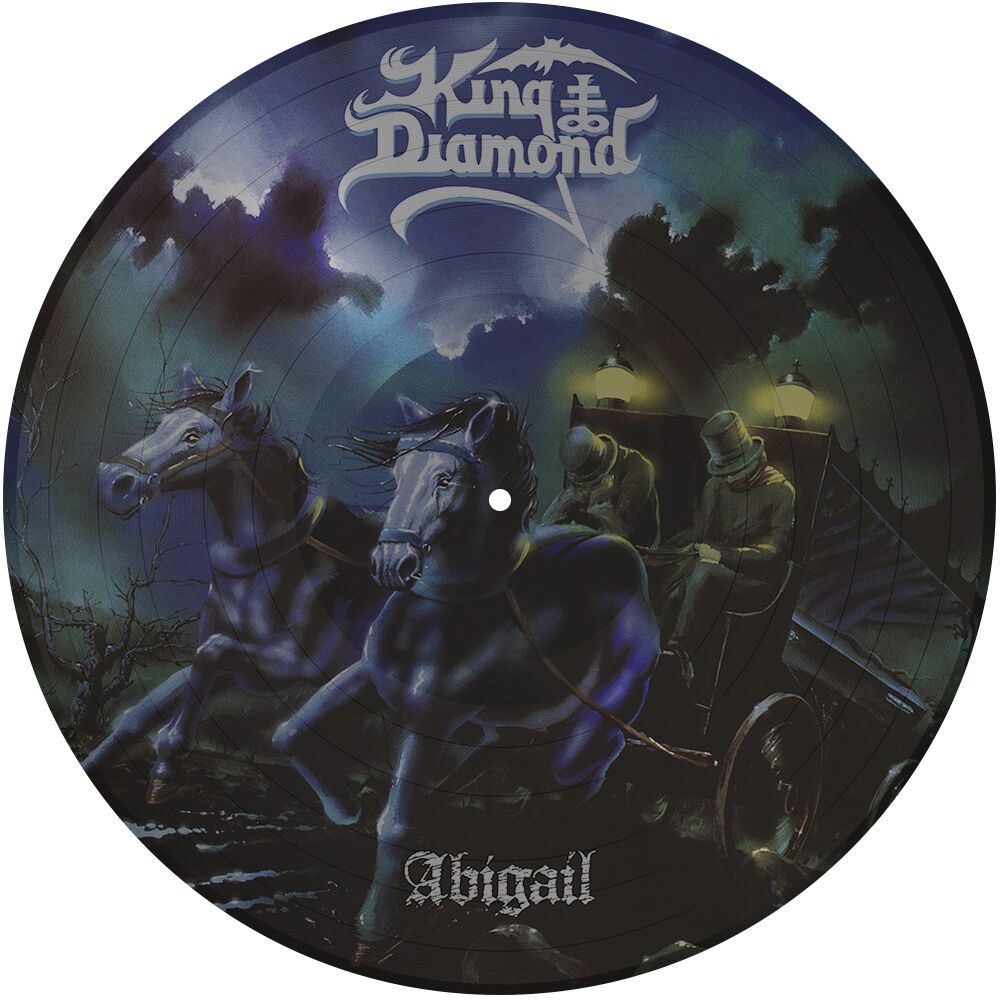 Image of   King Diamond Abigail LP standard