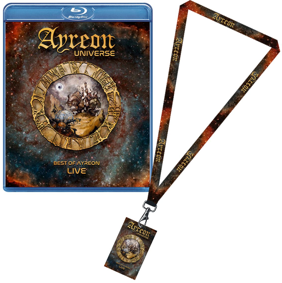 Ayreon Ayreon universe - Best of Ayreon live Bl...