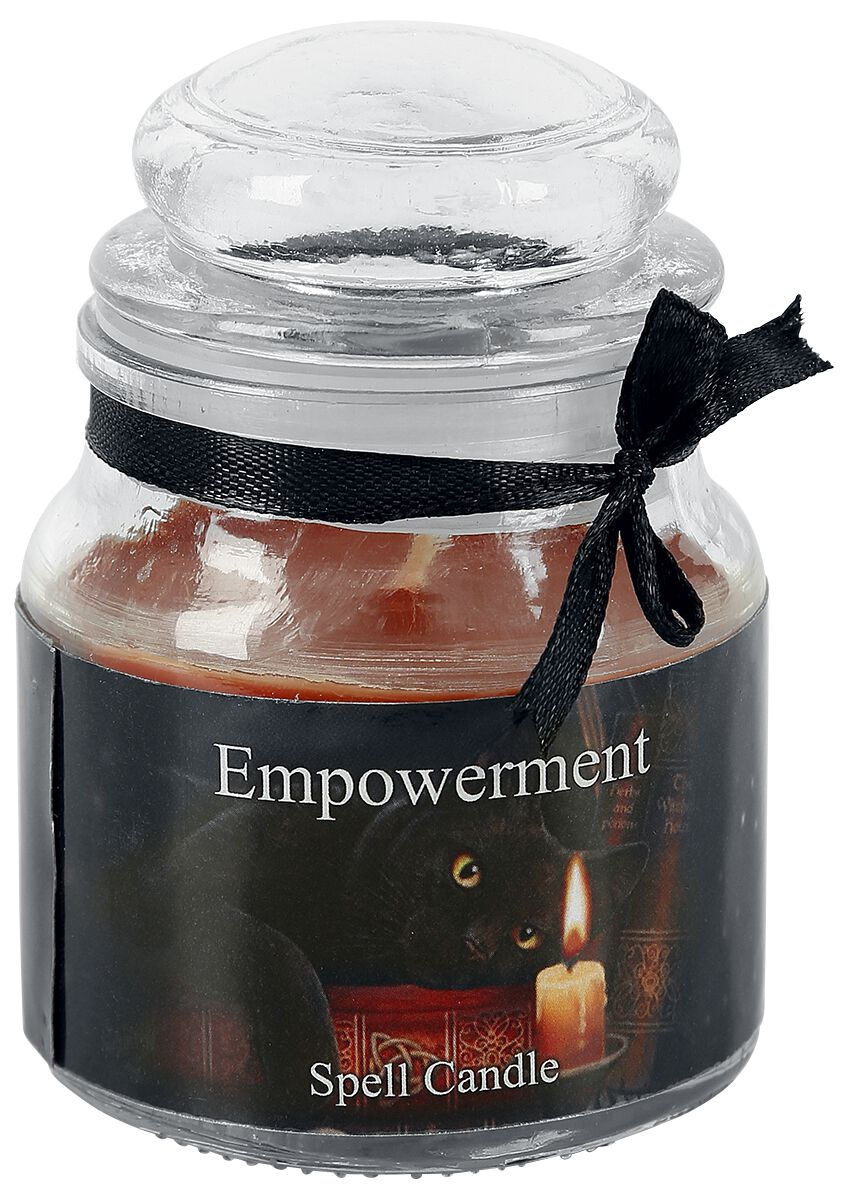 Nemesis Now Empowerment Spell Candle - Patchoul...