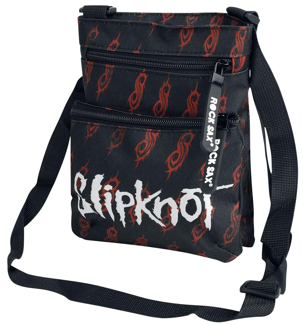Image of   Slipknot Iowa Skuldertaske sort