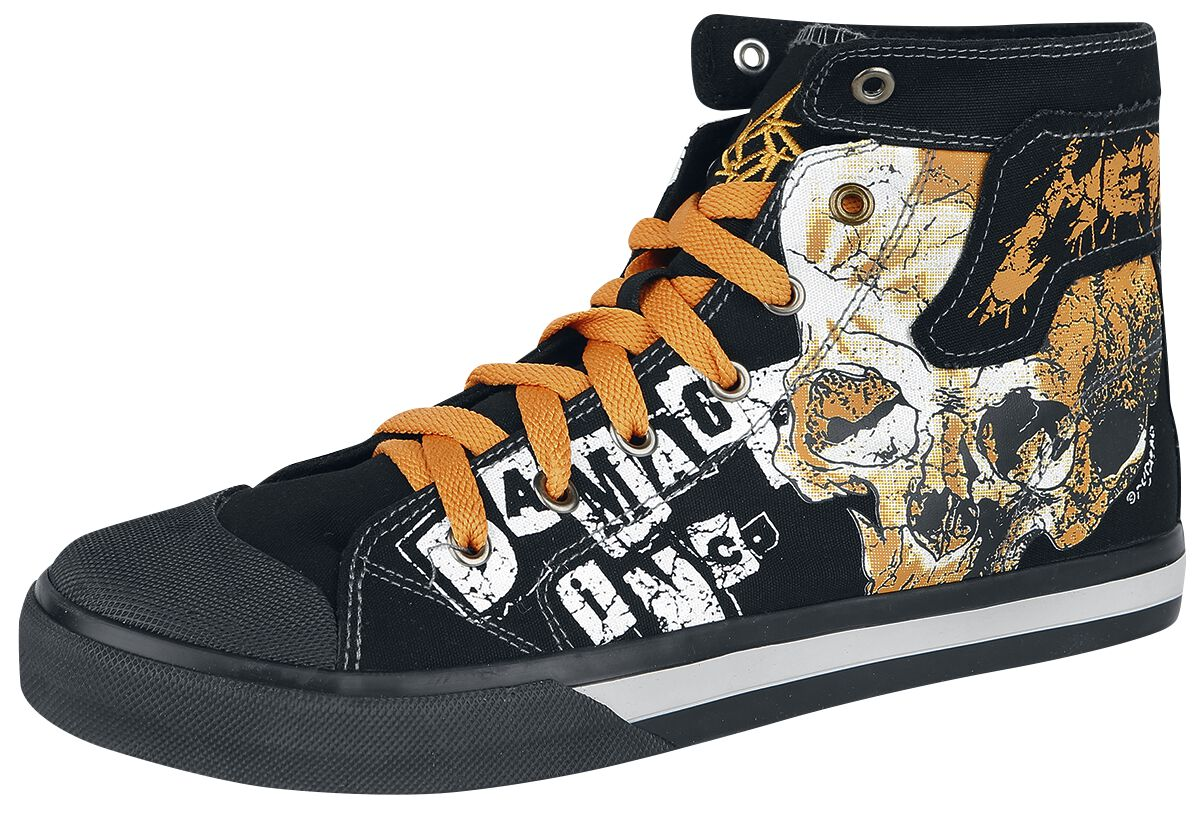 Image of   Metallica EMP Signature Collection Sneakers multifarvet