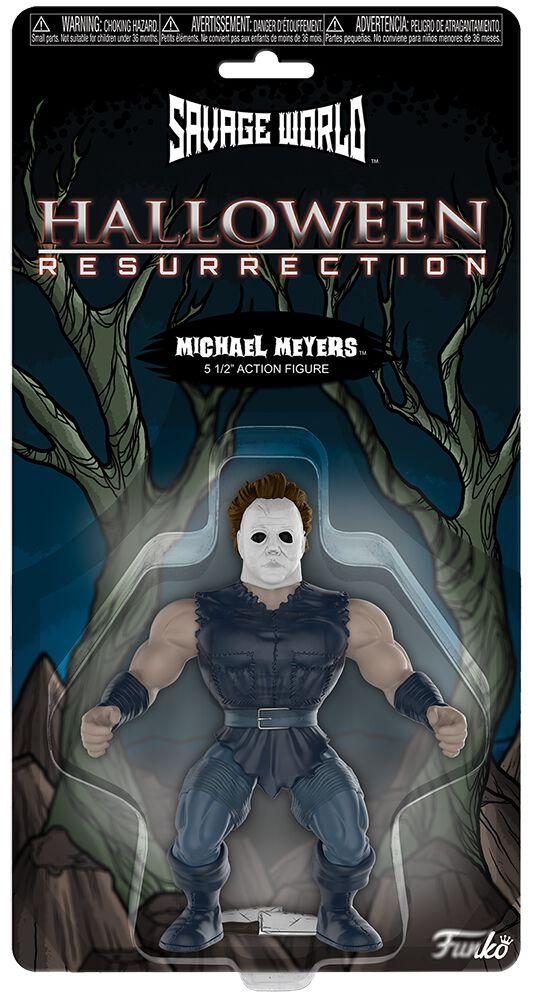 Image of   Halloween SavageWorld - Michael Myers Actionfigur Standard