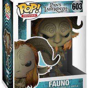 Figurine Pop! Le Faune - Le Labirynthe de Pan