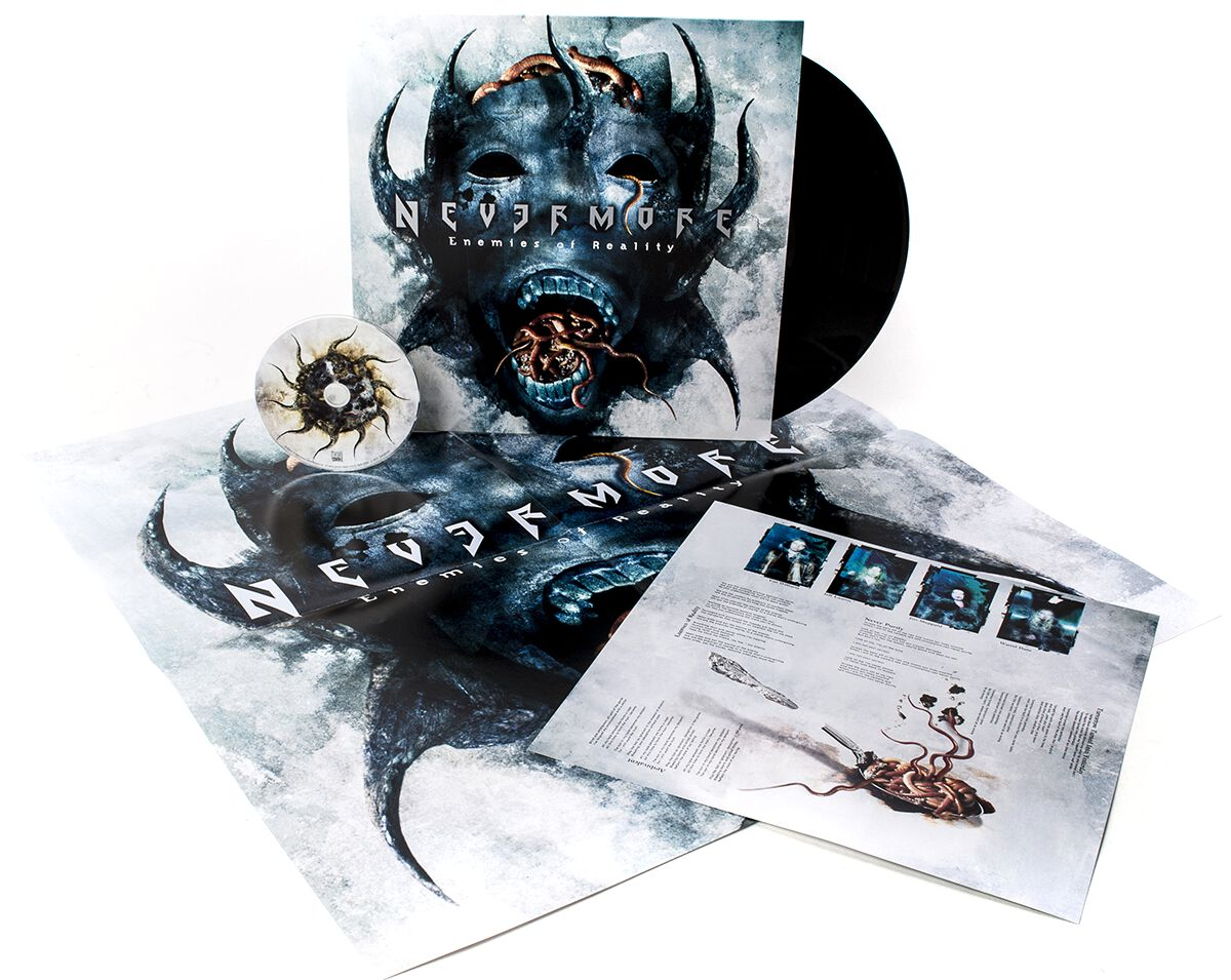Image of   Nevermore Enemies of reality LP & CD standard