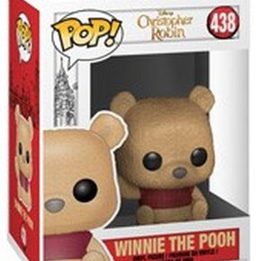 Figurine Pop! Winnie l'Ourson - Jean-Christophe et Winnie