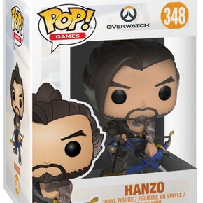 Figurine Pop! Hanzo - Overwatch