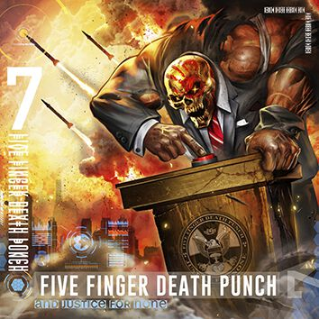 Image of   Five Finger Death Punch And justice for none CD standard