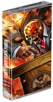 Image of   Five Finger Death Punch And justice for none Kassettebånd standard