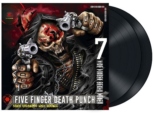 Image of   Five Finger Death Punch And justice for none 2-LP standard