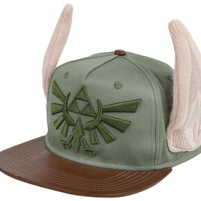 The Legend Of Zelda Novelty Ears Casquette Snapback multicolore
