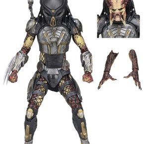 Figurine NECA Predator (2018) Ultimate Fugitive Predator - 20 cm