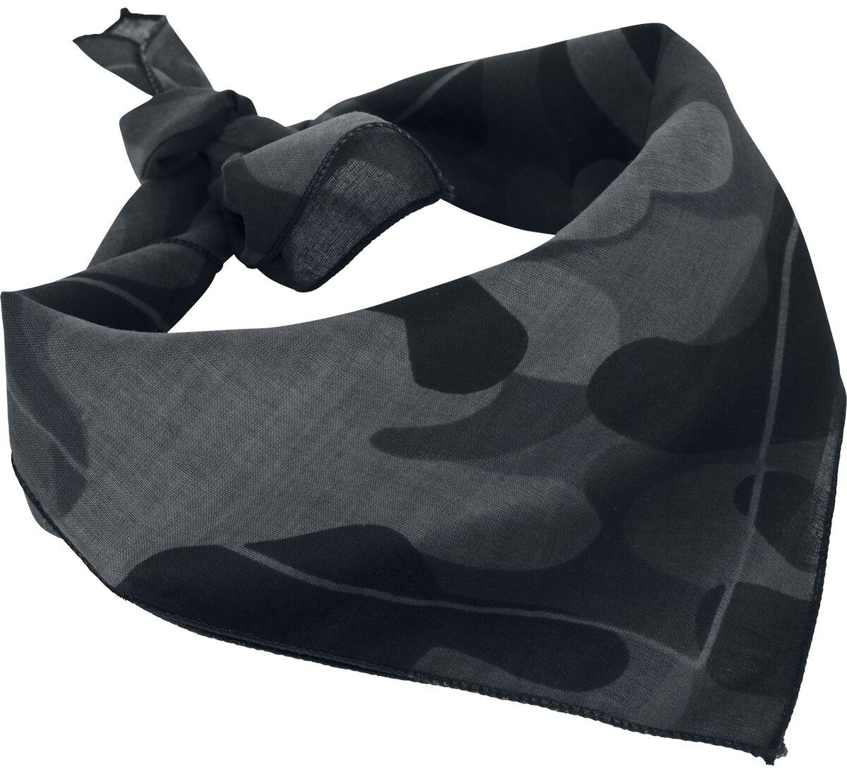 Image of   Urban Classics Dark Camo Bandana Bandana camouflage