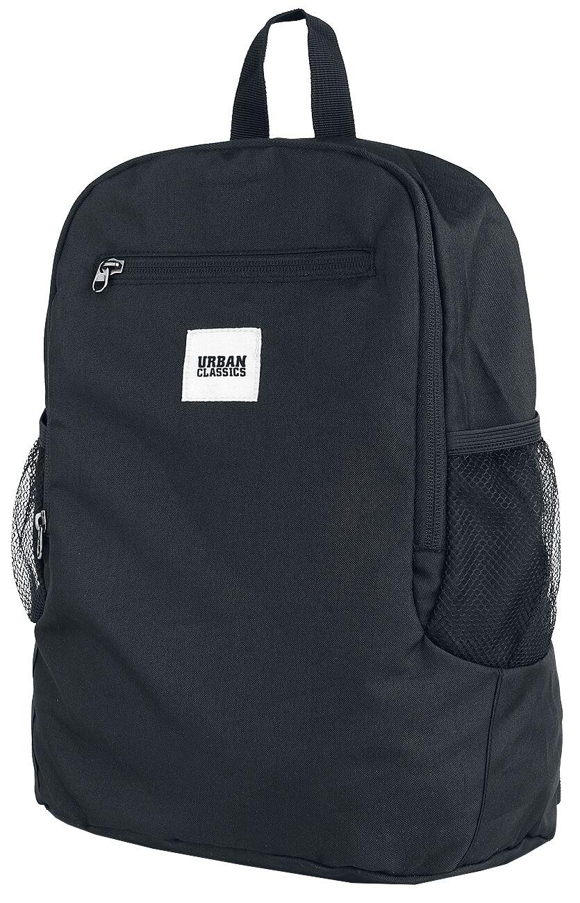 Image of   Urban Classics Foldable Backpack Rygsæk sort