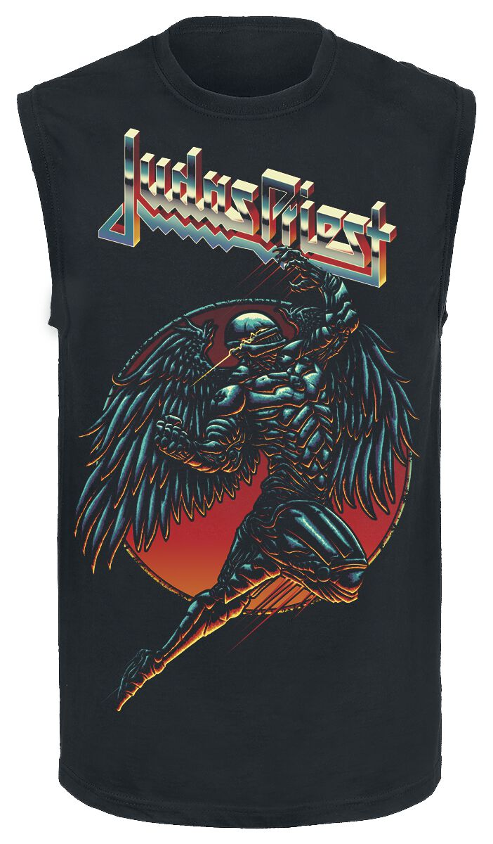Image of   Judas Priest BTD Redeemer Tanktop sort
