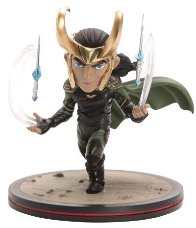 Image of   Thor 3 - Tag der Entscheidung - Q-Figur Loki (Diorama) Samlefigur Standard