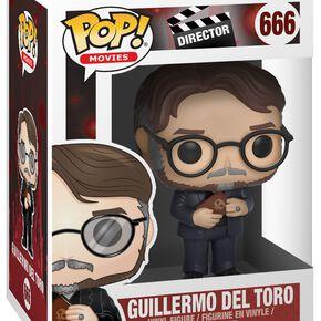 Figurine Pop! Guillermo del Toro