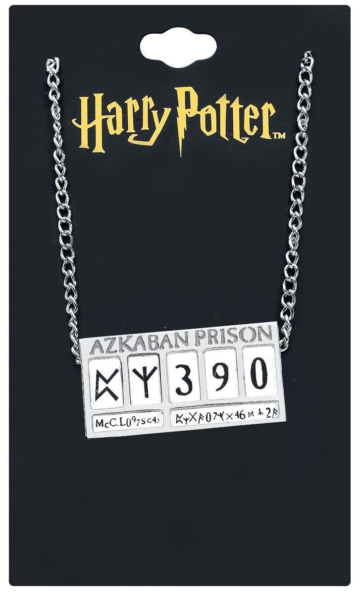 Image of   Harry Potter Azkaban Prison Halskæde sølvfarvet