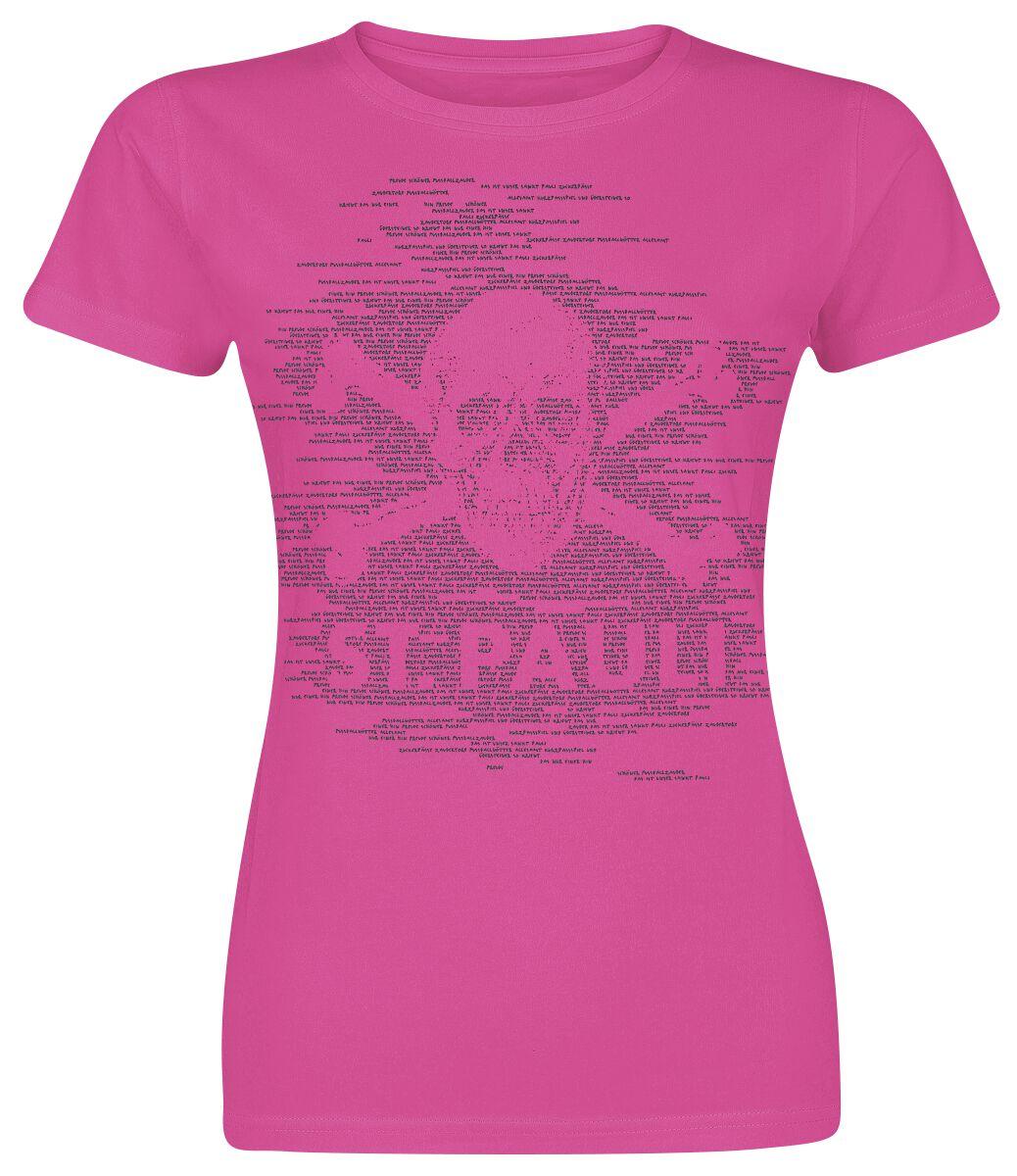 FC St. Pauli TK Freude Koszulka damska różowy