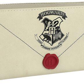 Harry Potter Letter From Hogwarts Portefeuille blanc