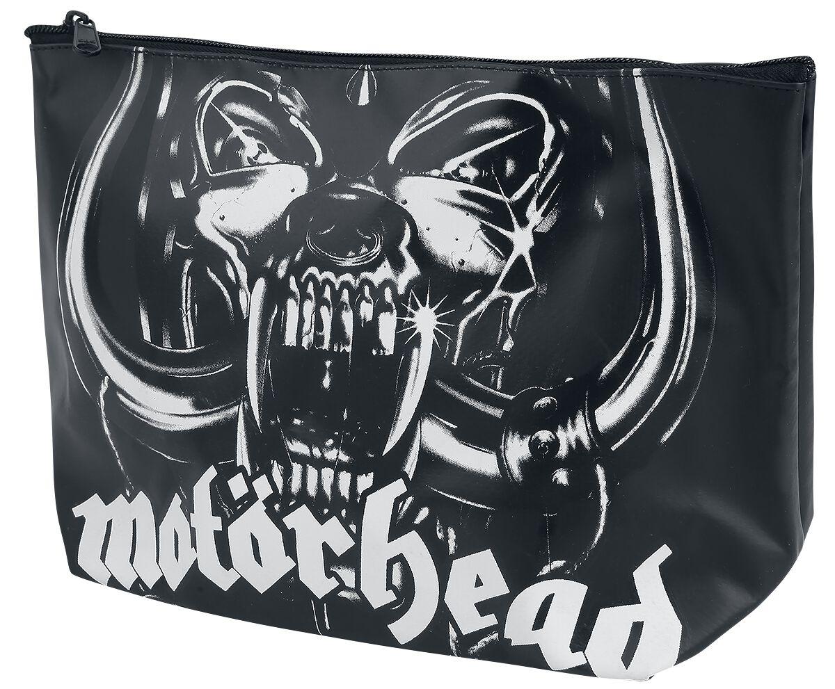 Image of   Motörhead Kosmetiktaske sort