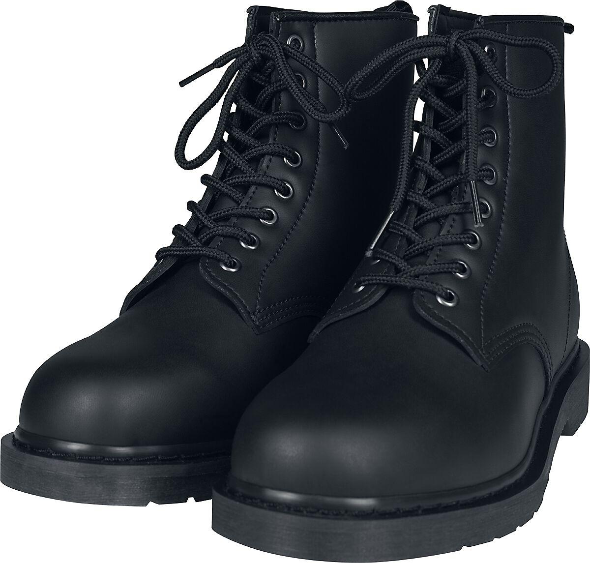 Image of   Urban Classics Heavy Lace Boot Støvler sort