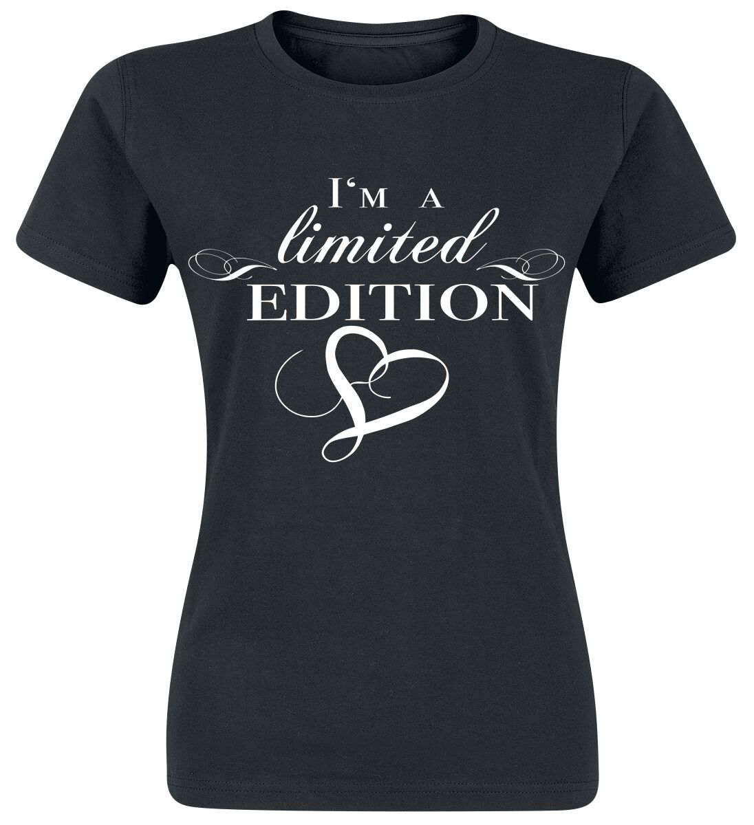 I´m A Limited Edition Koszulka damska czarny