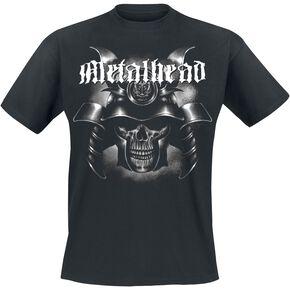 Metalhead T-shirt noir
