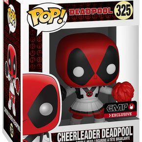 Deadpool Figurine En Vinyle Cheerleader Deadpool 325 Figurine de collection Standard