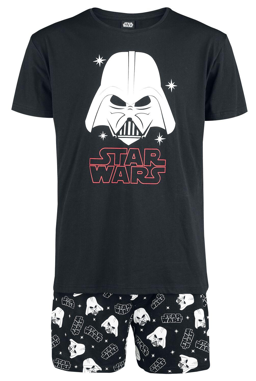 Image of   Star Wars Darth Vader Pyjamas sort
