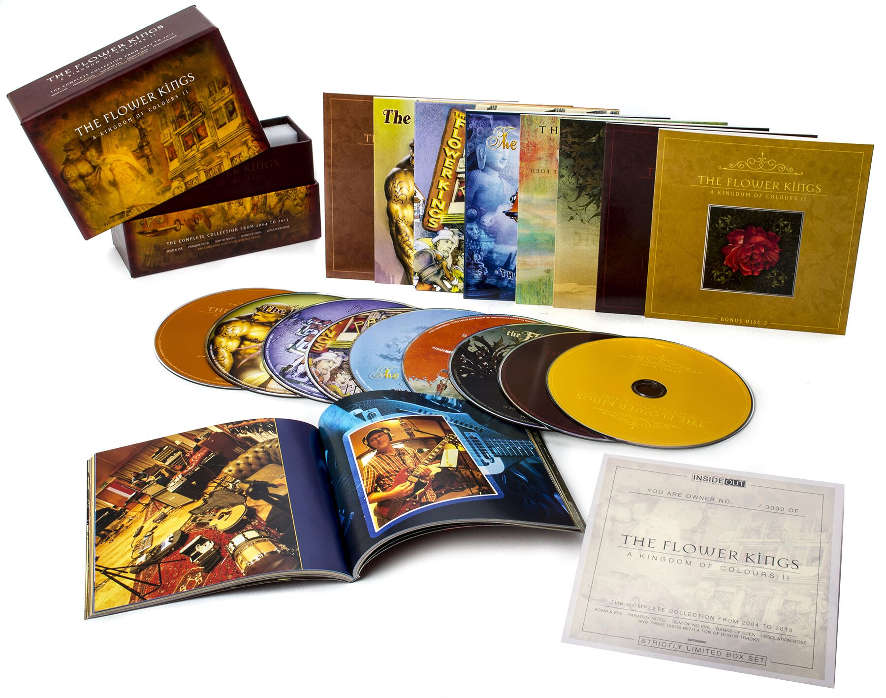 The Flower Kings A kingdom of colours II (2004-...