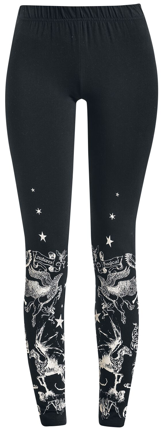 Image of   Harry Potter Creatures Leggings sort